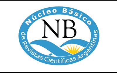 Revista de Historia de las Prisiones ahora en el  Núcleo Básico de Revistas Científicas Argentinas.