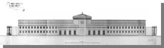 La Penitenciaría cordobesa de Tamburini es Monumento Histórico Nacional