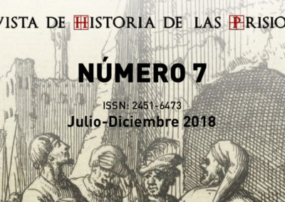 Número 7 – Julio-Diciembre 2018