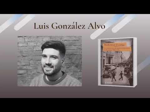 """Presentación del libro """"Modernizar el castigo. La construcción del régimen penitenciario en Tucumán: 1880-1916"""" de Luis González Alvo."""